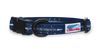 USRowing Dog Collar - Strokeside Designs Rowing jewelry- Rowing Gifts Ideas- Rowing Coach Gifts