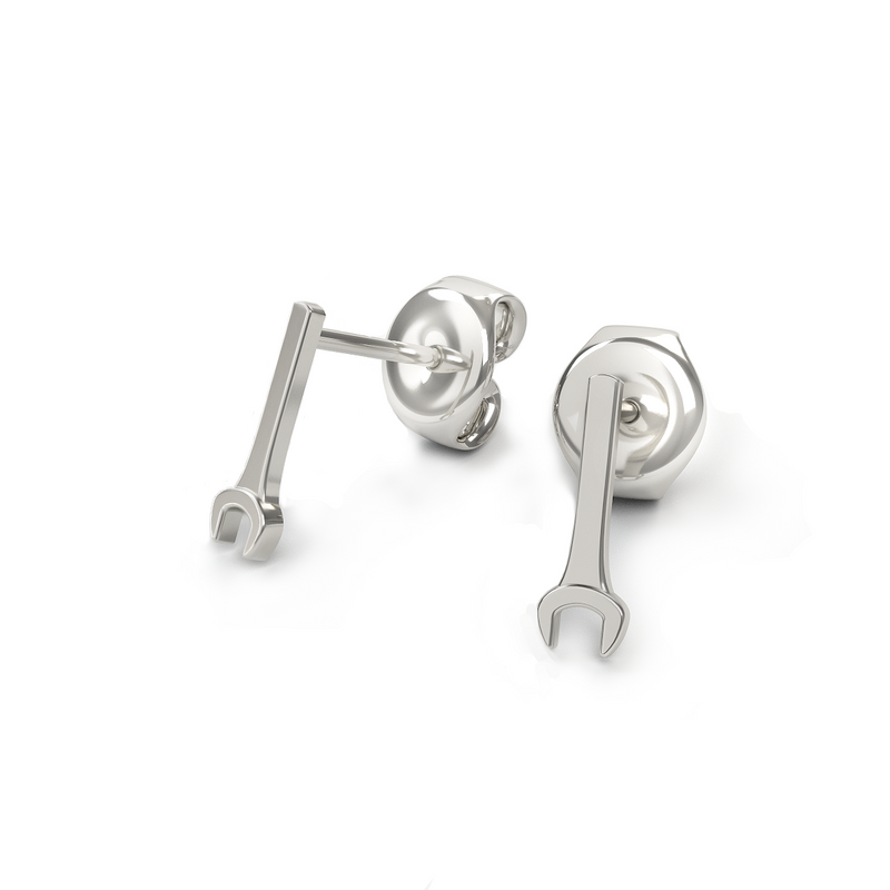 USRowing Wrench Earrings