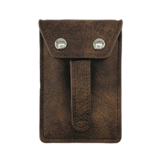 Wallet - SADDLE BROWN