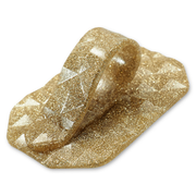 GEO Diamond Glitter Gold