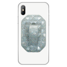 Load image into Gallery viewer, GEO Diamond Glitter In Silver