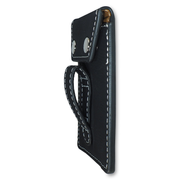 Wholesale - Wallet Phone Grip - RETRO BLACK