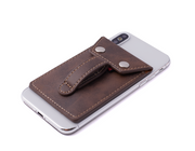 Wholesale - Wallet Phone Grip - GREY PYTHON