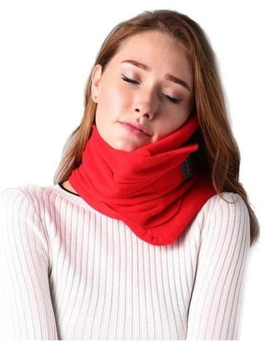 Scarf Neck Travel Pillow