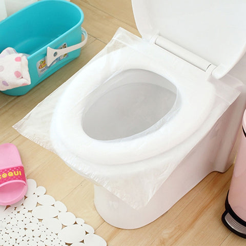 Disposable Toilet Seat Cover, 50/100pcs