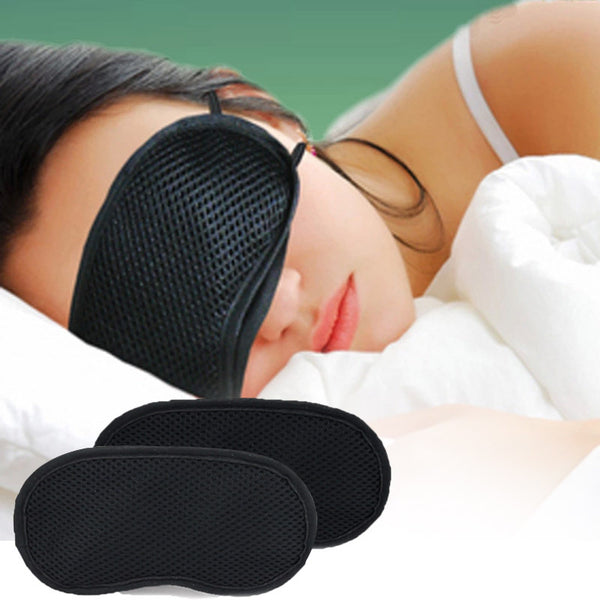 Activated Charcoal Travel Sleeping Mask