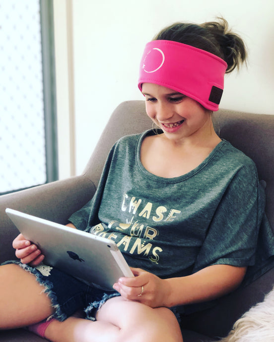 Wireless Bluetooth headbands.