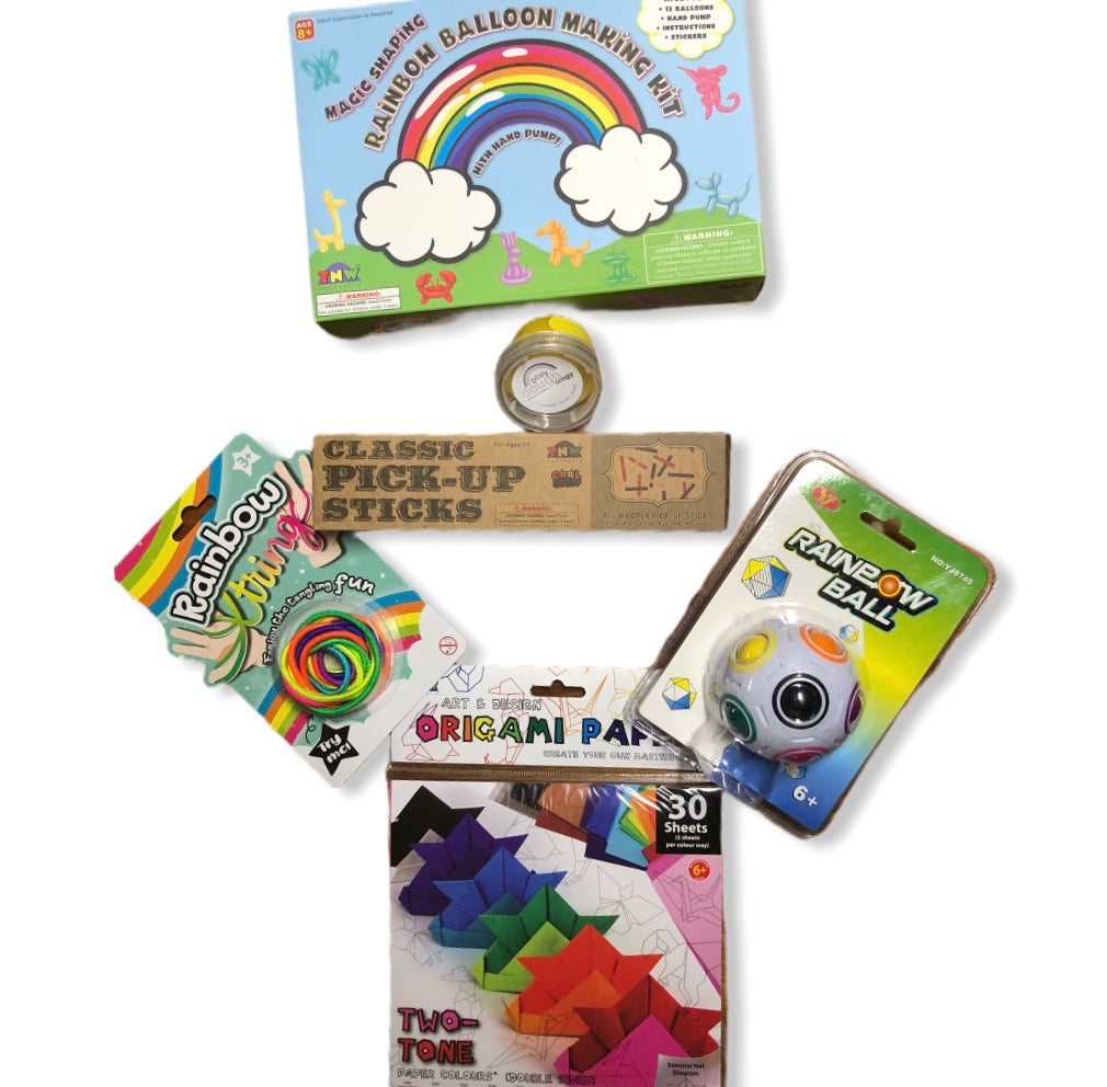 Mini Activity Pack - (Girls 6 Yrs+Option 1)