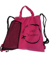 Load image into Gallery viewer, Little Wanderer and Young Adventurer 100% cotton bag