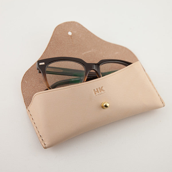 Eyeglass Case, Natural