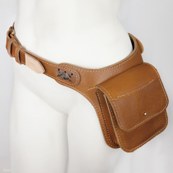 Boneca Hip Bag, Tan