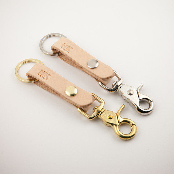 Key Carry Lanyard, Natural