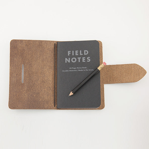 Pocket Notebook Cover, Natural