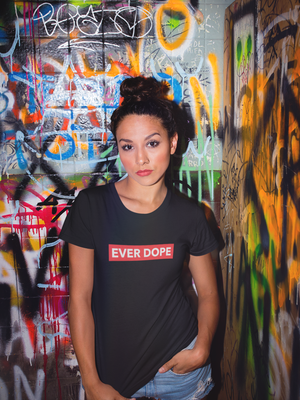 EVER DOPE (BLACK)  #everdope