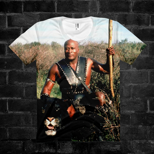 BEASTMASTER. ALL-OVER T-SHIRT.