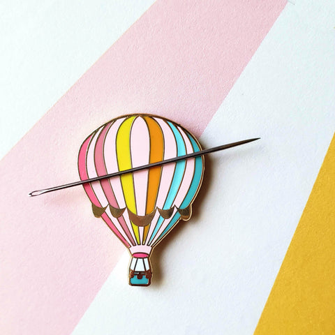 Hot Air Balloon Needle Minder