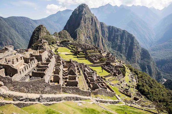 Hiking the Inka Trail to Machu Picchu