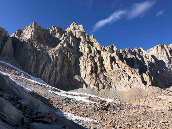 Hiking the Mount Whitney Trail