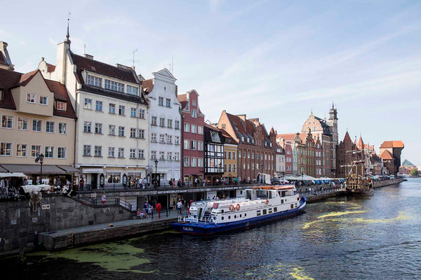 Poland: A journey to the past through Masuria and Gdansk
