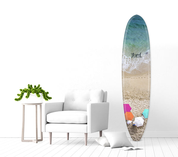 Decor Surfboard x Strand Boards