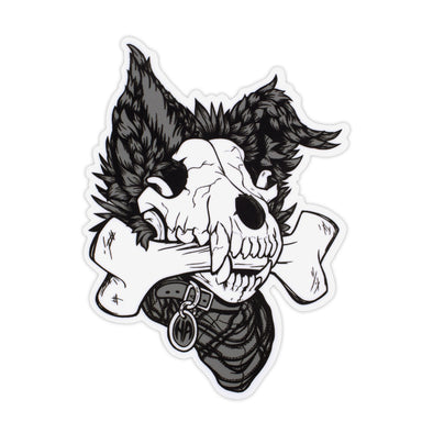 Sticker - Dog Bone