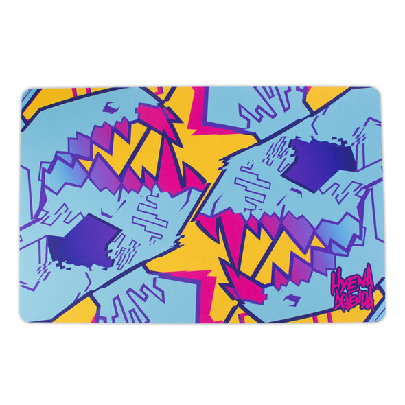 Glitchwave Gaming Mousepad