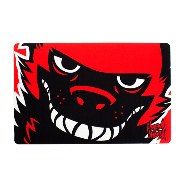 Face Gaming Mousepad - Red