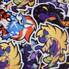 Hyena Dance Sticker Pack