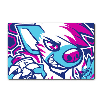 Graffiti Gaming Mousepad