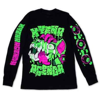Slime Long Sleeve - Black