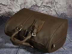 Leather Mens Weekender Bags Travel Bag Duffle Bag Shoulder Bags for Men