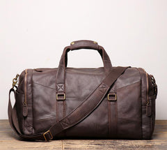 Cool Brown Leather Mens  16