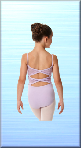 Girls Camisole Leotard Victoria - DeltaDancewear