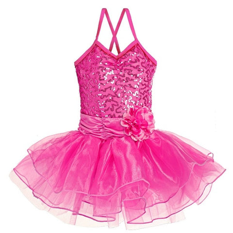 La Petite Ballet Tutu Dress - DeltaDancewear