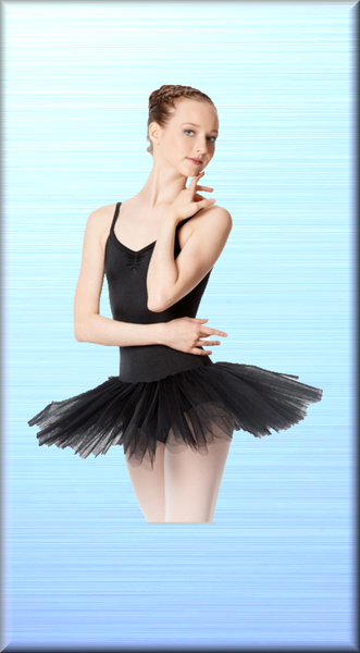 Ballet Camisole Tutu 4 Layer Tulle Dress - DeltaDancewear