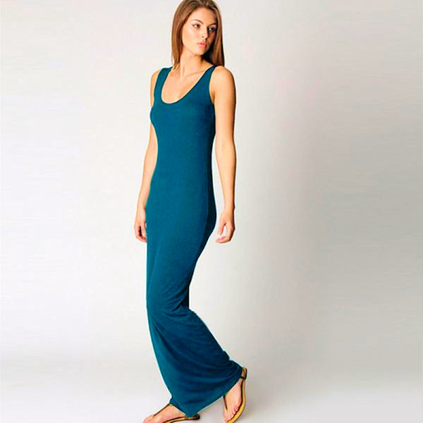 Fidelity High Stretch Tank Dress