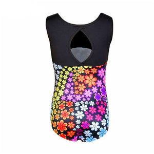 Poppy Love Gymnastics Leotards For Girls - DeltaDancewear