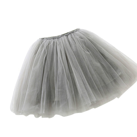 Lovely Señorita Mesh Tutu Skirt