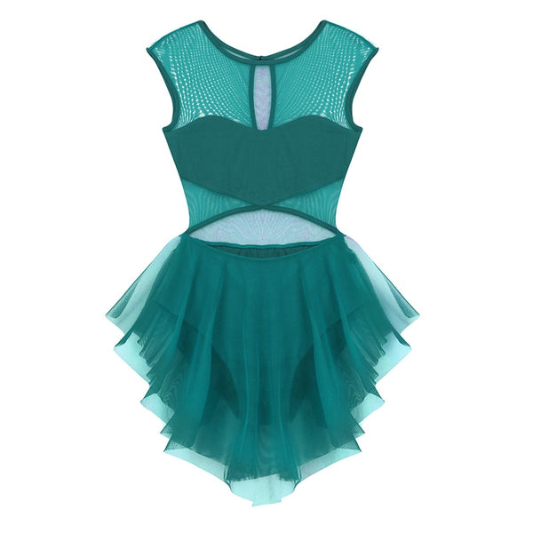 Stage Sweetheart Leotard Dancewear - DeltaDancewear