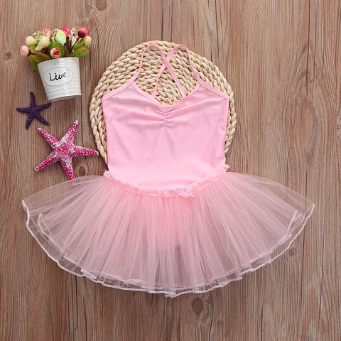 First Tutu Leotard - DeltaDancewear