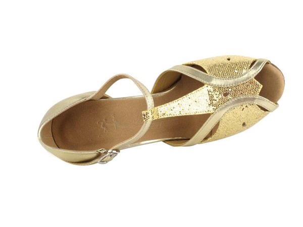 Gold Scale Dance - DeltaDancewear