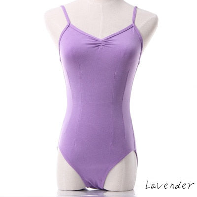 Butterfly Kisses Open Back Sleeveless Leotard - DeltaDancewear