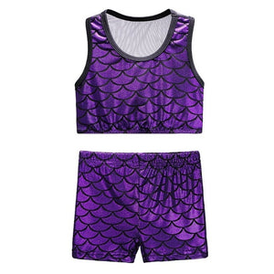 Multi Design Two Piece Set - DeltaDancewear