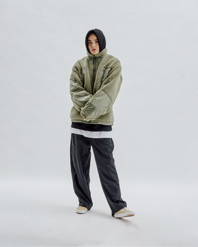 Active Fleece - Green DARKCIRCLE®
