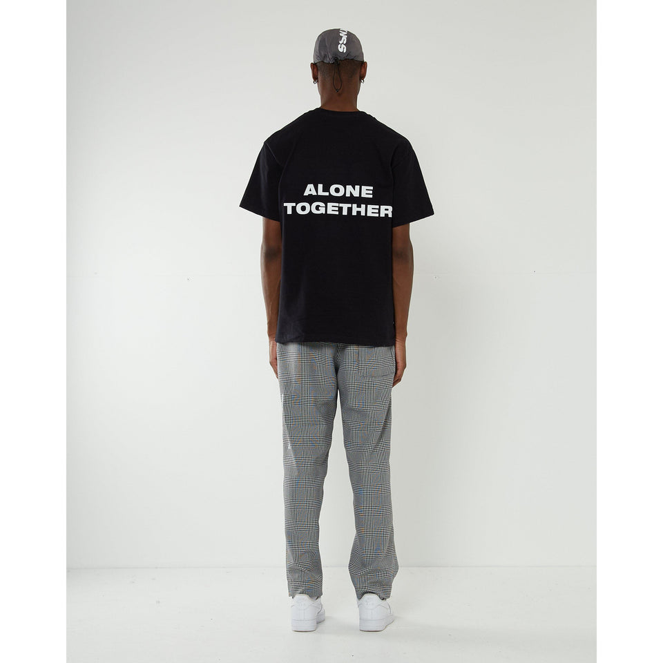 ALONE.TOGETHER - Black T-shirt Dark Circle Clothing