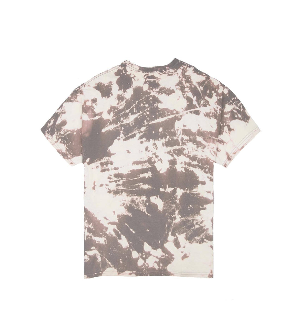 BLEACHED T-Shirt Charcoal T-shirt Dark Circle Clothing