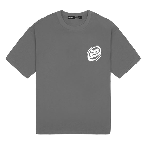 Blurred Lines - Charcoal T-shirt DARKCIRCLE®