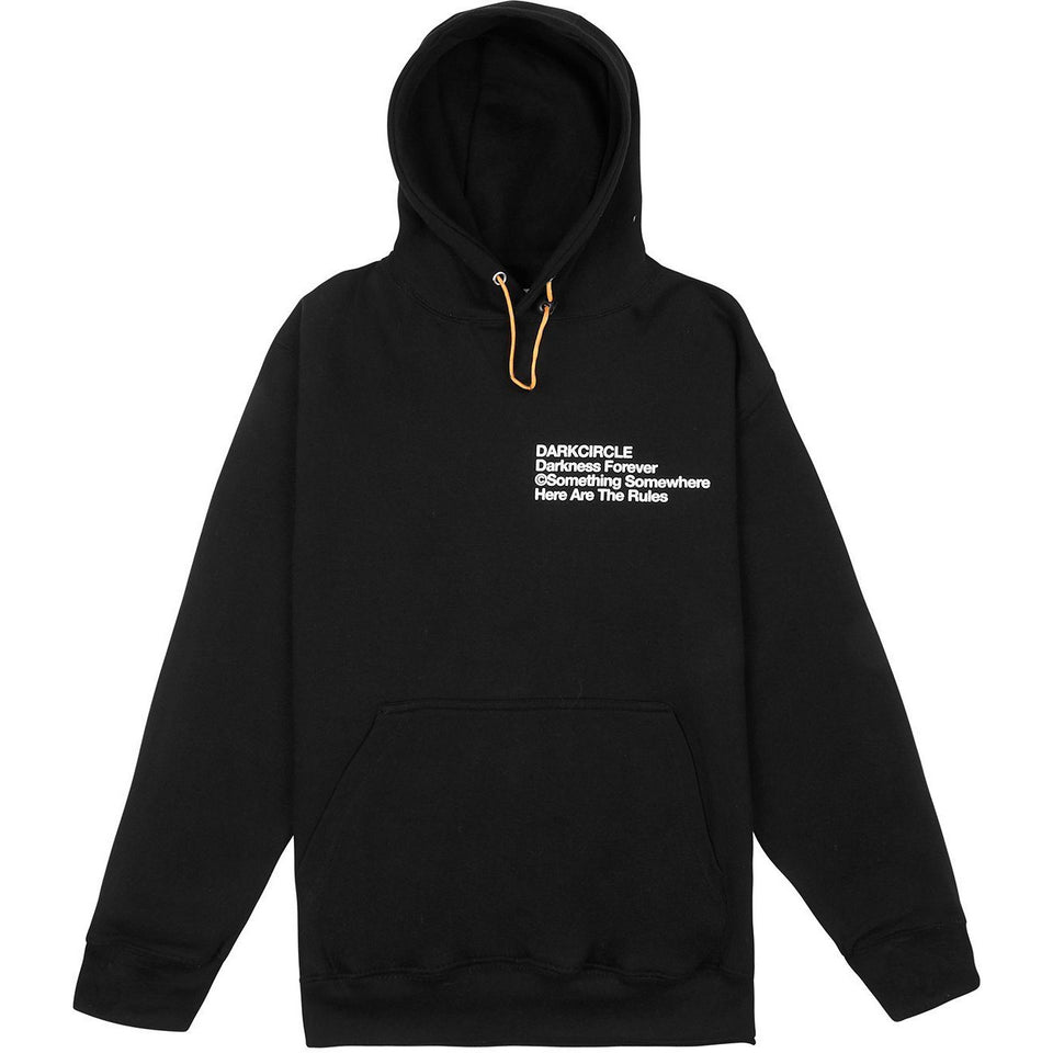 Certified Hoodie - Black Hoodie Dark Circle Clothing