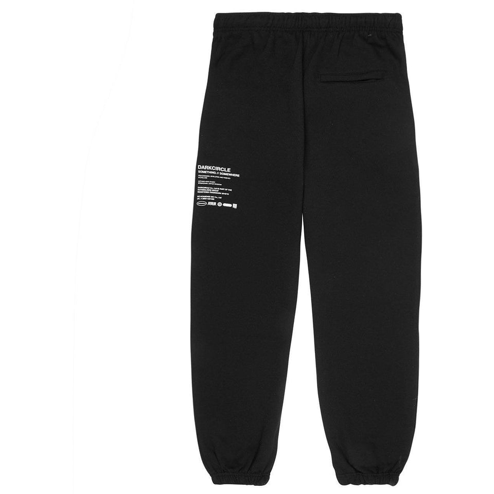 Certified Sweatpants - Black Dark Circle Clothing