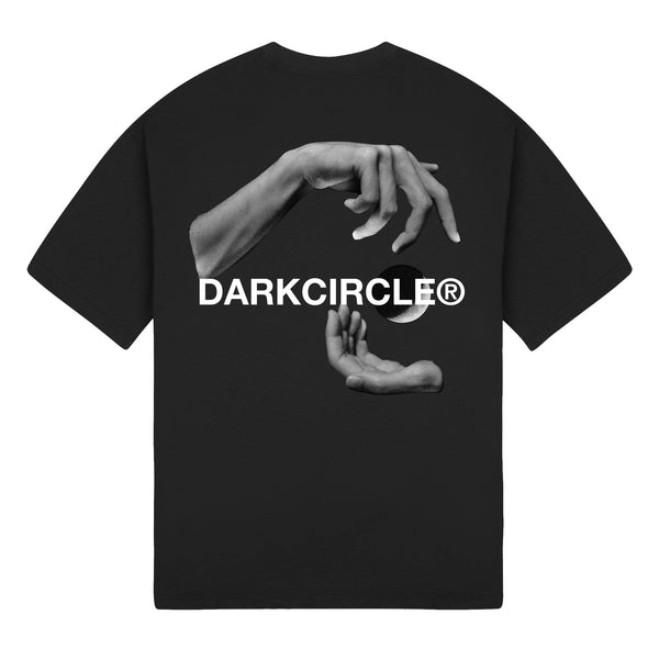 Control: Short Sleeve - Black T-shirt DARKCIRCLE®